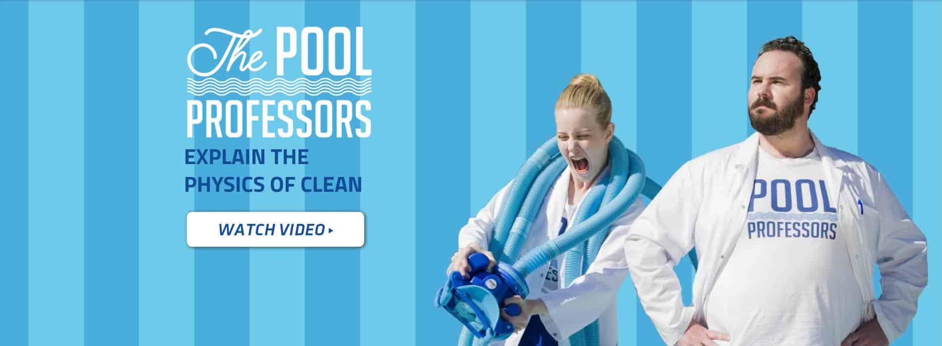 pool professors - kreepy krauly