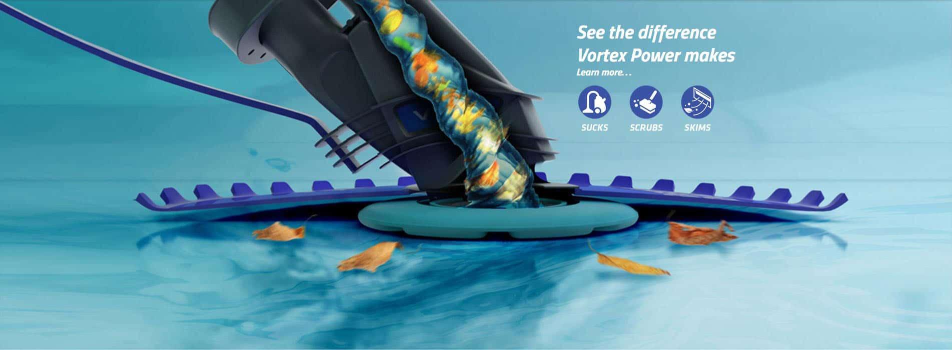 VTX 7 Vortex Pool Cleaner