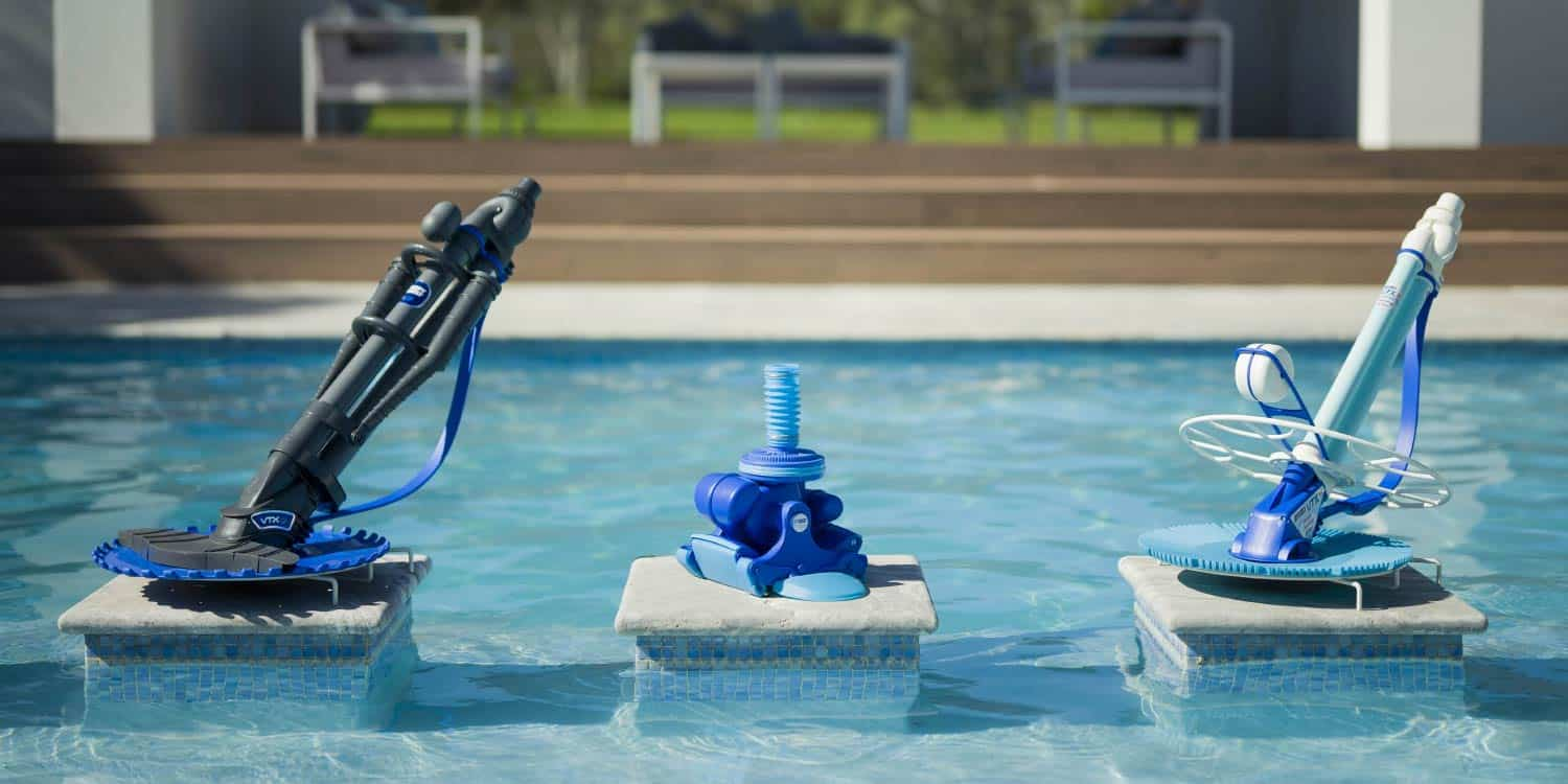 Kreepy Krauly Automatic Pool Cleaners 1500X750